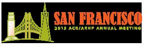 ACR Kongress San Francisco
